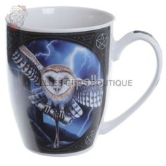 Heart Of The Storm Mug by Lisa Parker Heart Of The Storm, Lisa Parker, Gothic Art, Mugs, Drinkware, Darkness, Life, Products, Imagination