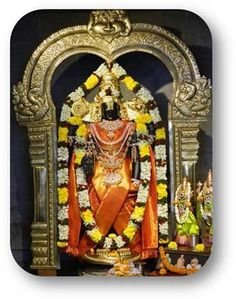 Today's Darshan (29-06-13) Sri Balaji @ISKCONNVCC, Pune