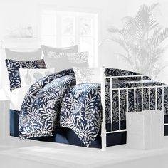 I pinned this Candace Comforter Set from the Beautiful Bed event at Joss & Main!