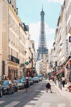 Paris, France rue Saint Dominique