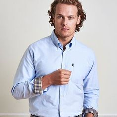 New Photoshoot and Video of Sam Heughan for Barbour   Outlander Online