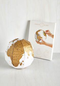 On Top of the World DIY Globe