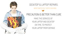Therefore it is imperative that you search for a pc repair service that will give you instant service.