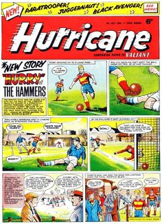 Hurricane 4th July 1964