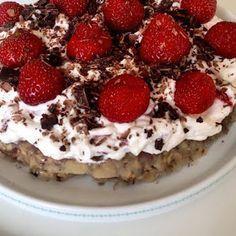 Danish Dessert, Danish Food, Fruit Recipes, Cake Recipes, Dessert Recipes, Food Humor, Funny Food, Love Cake, Cakes And More