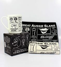 Great Aussie Slang Gift Set $59.95