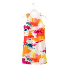 Everyday Shift Dress in Abstract - Kate Spade Saturday