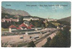 Printre cuvinte şi imagini: Imagini vechi din Sinaia Palace Hotel, Paris Skyline, Times, Travel, Painting, Viajes, Painting Art, Destinations, Paintings
