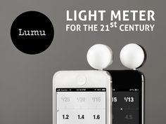 Kickstarter Lumu Wants to Turn Your iPhone Into a Light Meter - The Phoblographer