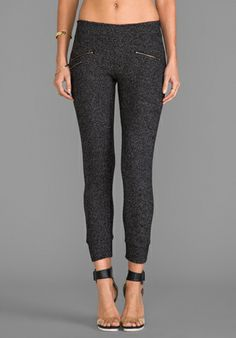 NATION LTD Calgary Pant in Black at Revolve Clothing