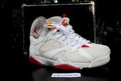 Air Jordan VII Hare OG Shoes   Apparel Lot on eBay 59a3ca51bf