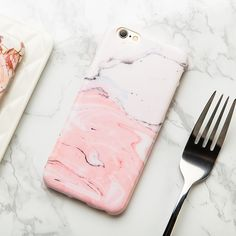 P Marble Case iPhone 6/6s Case