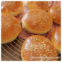 Dinkel-Burger Buns – es muss nicht immer Weizenmehl sein