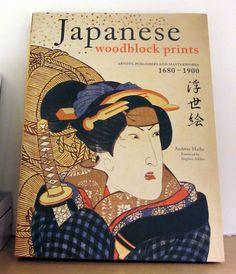 Japanese woodblock prints Print Artist, Woodblock Print, Asian Art, Samurai, Table Topics, Japanese, Books, Fun, Prints