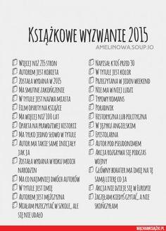 Wyzwanie 2015