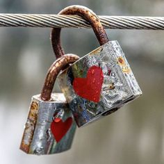 """chasingrainbowsforever: """" Colors ~ Red and Gray """" Jar Of Hearts, Felt Hearts, Oh My Heart, Heart Art, Love Heart Images, Love Lock, Antique Keys, Red And Grey, Gray"""