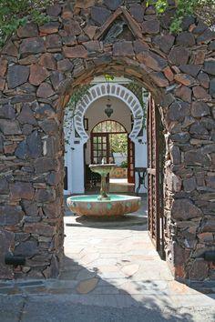 Korakia Pensione, an under-the-radar hotel known for its sexy Mediterranean stylings. http://www.korakia.com/