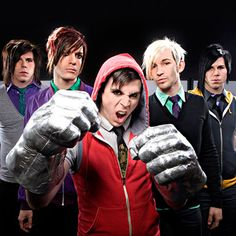 Family Force 5, yupp. Theyre a christian band.