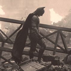 never was and never will be dead ::  Batman: The Dark Night Rises