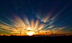 Power Source - Matt Molloy is an artist, musician and photographer who has a brilliantly unique and artistic style of smearing sunsets and skies together by photo stacking multiple time-lapse images.
