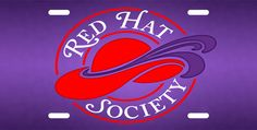 Red Hat Ladies, Red Hat Society, Red Hats, Cavaliers Logo, Team Logo, Logos, Logo