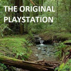 The original playstation. Magical!