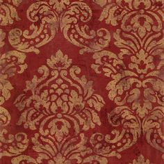 Shop Norwall Parisian Damask Wallpaper at Lowes.com
