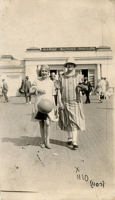 1920's Margate UK by Martin Isaac
