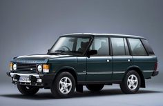 "Here we have a beautiful example of a 1994 Land Rover Range Rover Autobiography. Still one of the best looking trucks ever designed. After all even the Musée du Louvre said she was "" an exemplary work of industrial design"". Range Rover Classic, Range Rovers, Range Rover Sport, Land Rover Autobiography, Classic Trucks, Classic Cars, Landrover Range Rover, Luxury Automotive, Luxury Suv"