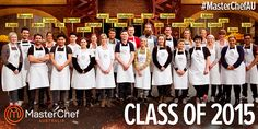 MasterChef Australia 2015 Top 24 cooks revealed with Billie McKay