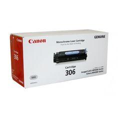Mực in Canon 306 Black Toner Cartridge, mực in canon hàng chính hãng