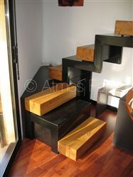 rampe enfer design r nos escalier pinterest. Black Bedroom Furniture Sets. Home Design Ideas
