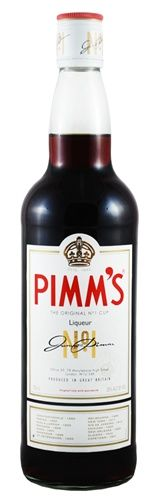 Pimms ... the Pimms Cup is one of my all-time favorites. The secret is to use fresh borage and San Peligreno Lemon Soda.