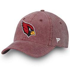 3ee94d415 Men s Arizona Cardinals NFL Pro Line by Fanatics Branded Cardinal Timeless  Core Fundamental Adjustable Hat