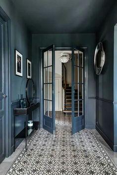 Interior Design Blogs, Blog Design, Diy Interior, Hall Interior, Luxury Interior, Hallway Inspiration, Interior Inspiration, Hallway Ideas, Hallway Designs