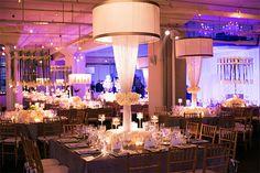 Unique Wedding Centerpieces - Tall Centerpieces | Wedding Planning, Ideas & Etiquette | Bridal Guide Magazine