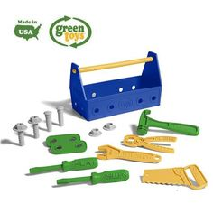 Green Toys Tool Set from CL don't have the carry container