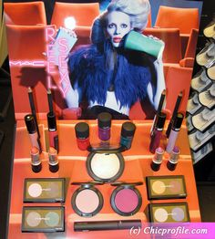 Image detail for -MAC Reel Sexy Summer 2012 Makeup Collection Romania Display Now in ...