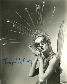 tanaquil le clercq - Google Search