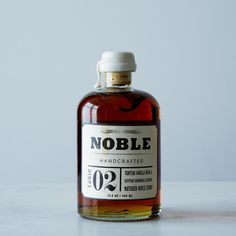 Noble Tonic 02: Tahitian Vanilla Bean & Egyptian Chamomile Blossom Maple Syrup on Provisions by Food52