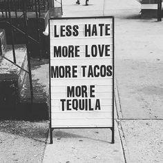 Sunny Fridays call for more tacos and more tequila margs marg freshmex margaritas drinks drinking barlife fromscratch goodeats greatdrinks memes meme Taco Love, My Taco, Food Quotes, Funny Quotes, Happy Quotes, Taco Clipart, Tequila Quotes, Taco Humor, Taco Puns