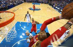 NBA季後賽首輪G4:小牛121-109火箭 (圖+影) | 動網 DONGTW.COM