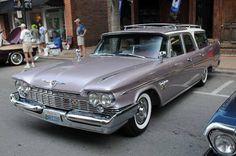 Chrysler Newyorker Wagon 1959