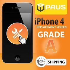 Blog - Need an iPhone 4 Replacement Screen? Read This First!