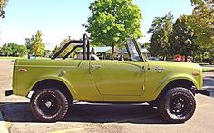 1970 International Scout Pickup