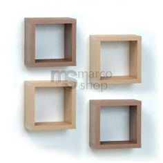 Mic mobilier - Cuburi