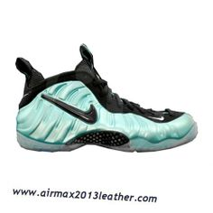 low priced 04234 0e30f Nike Air Foamposite Pro Retro Electronics Blue Black 2013