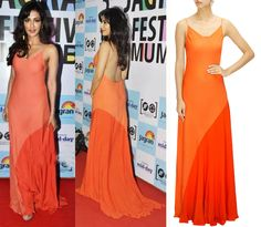 GET THIS LOOK- Chitrangada Singh looks elegant and pretty in an outfit by Sailex. Shop now: http://www.perniaspopupshop.com/designers/sailex #celebritystyle #sailex #gown #elegant #perniaspopupshop #shopnow #happyshopping