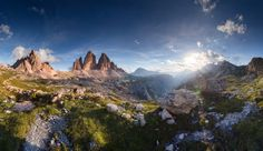 Tre Cime by Martin  on 500px