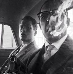Mad Teddy and Ronnie Kray - Hard Men #Legend